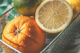 Making Your Own Dried Oranges This Fall