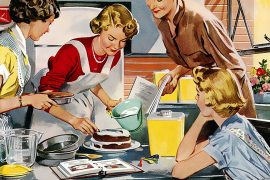 Vintage Household & Cleaning Tips That Are Actually Useful