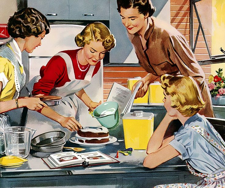 Vintage Cleaning Tips