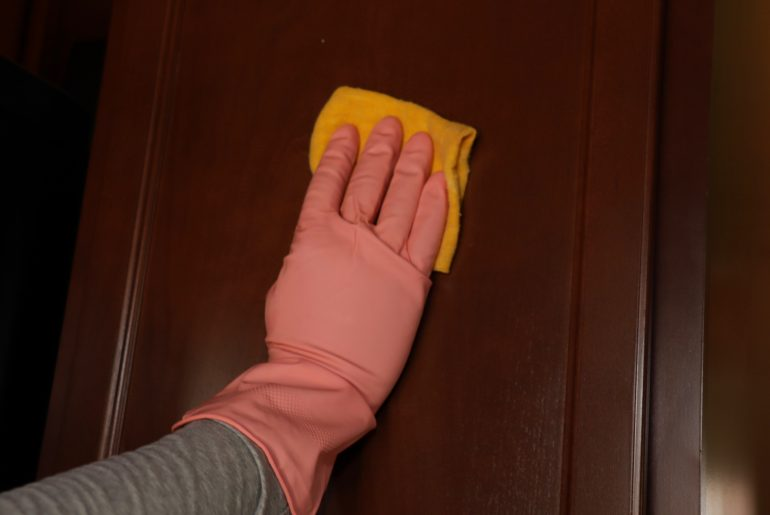Different Ways To Clean Wood Cabinets